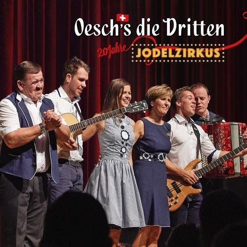 download Oesch's.Die.Dritten.-.20.Jahre.Jodelzirkus.(Live).(2017)