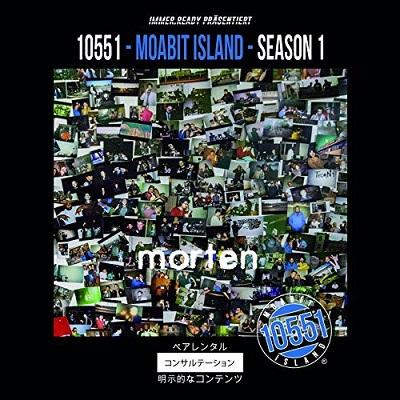 Morten  Moabit Island Season  Cover