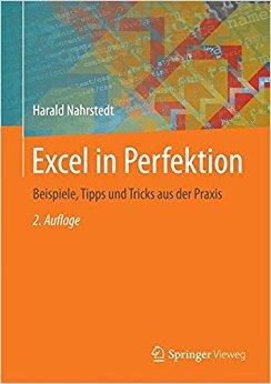 Buch Cover für Excel in Perfektion: Beispiele, Tipps und Tricks aus der Praxis
