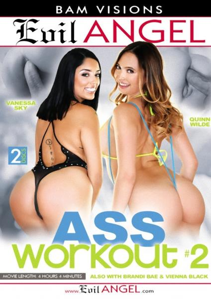Ass Workout 2 720p Cover