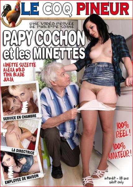 Papy Cochon Et Les Minettes 720p Cover
