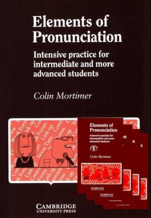Colin Mortimer. - Elements of pronunciation (Аудиокнига)