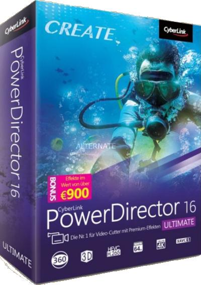 CyberLink PowerDirector Ultimate v16.0.2101.0 Incl Keymaker-CORE