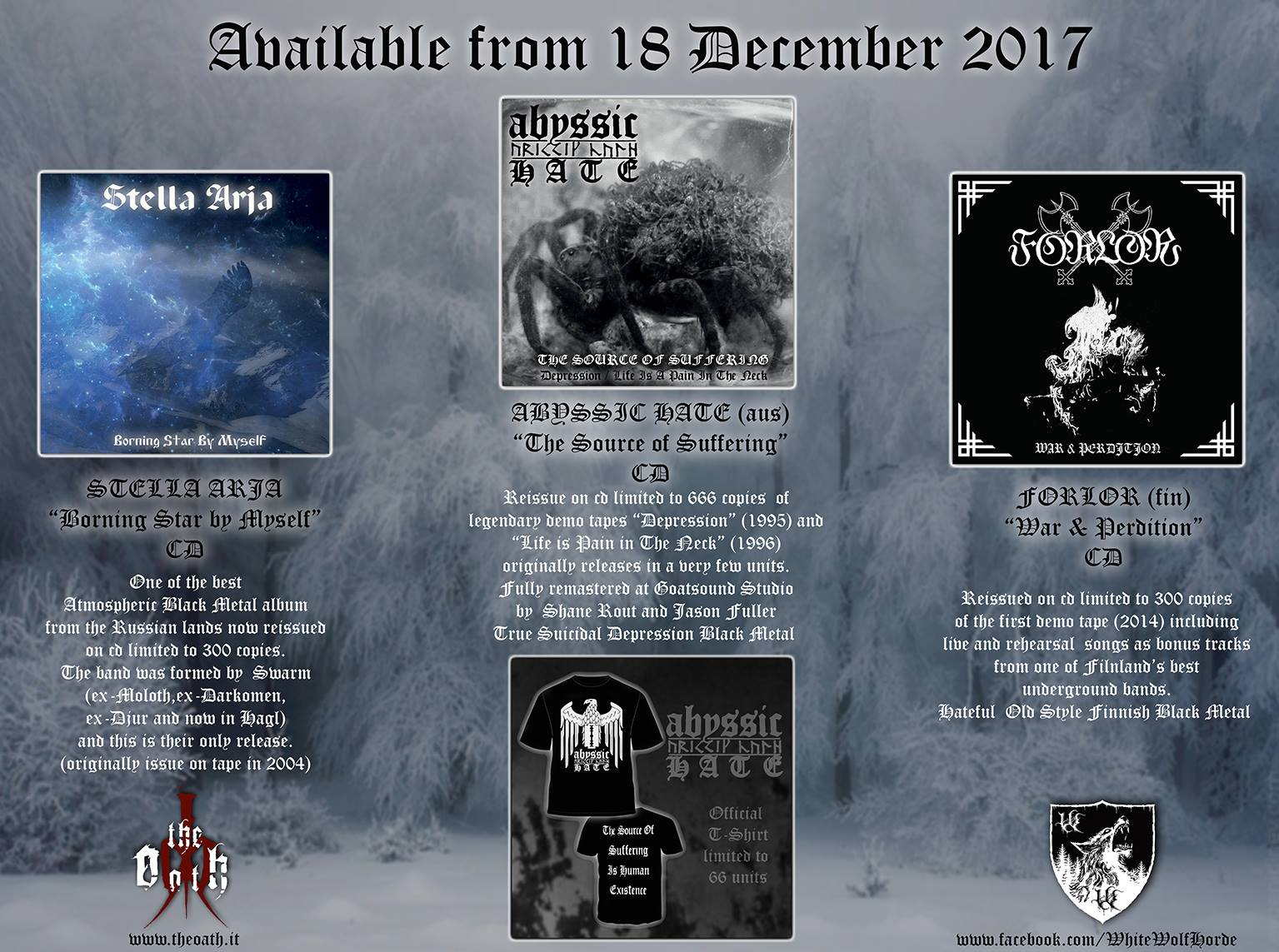 best black metal albums 2017