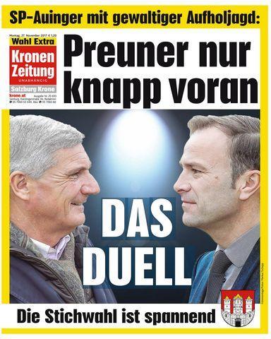 Zeitung Salzburg
