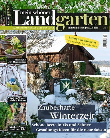 mein schoener landgarten 11 12 2017 gratis deutsche ebooks downloaden. Black Bedroom Furniture Sets. Home Design Ideas