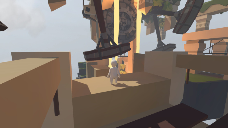 Human: Fall Flat Holiday (2017)