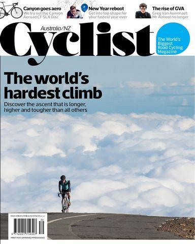 : Cyclist Au und Nz 01 2018