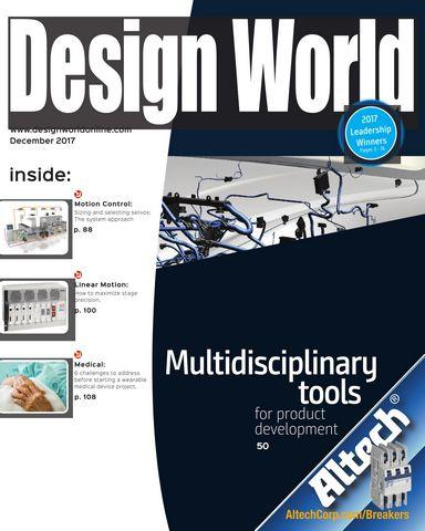 : Design World December 2017
