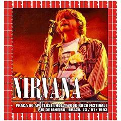 Nirvana Hollywood Rock Festival Rio De Janeiro Brazil January 23rd 1993 2017