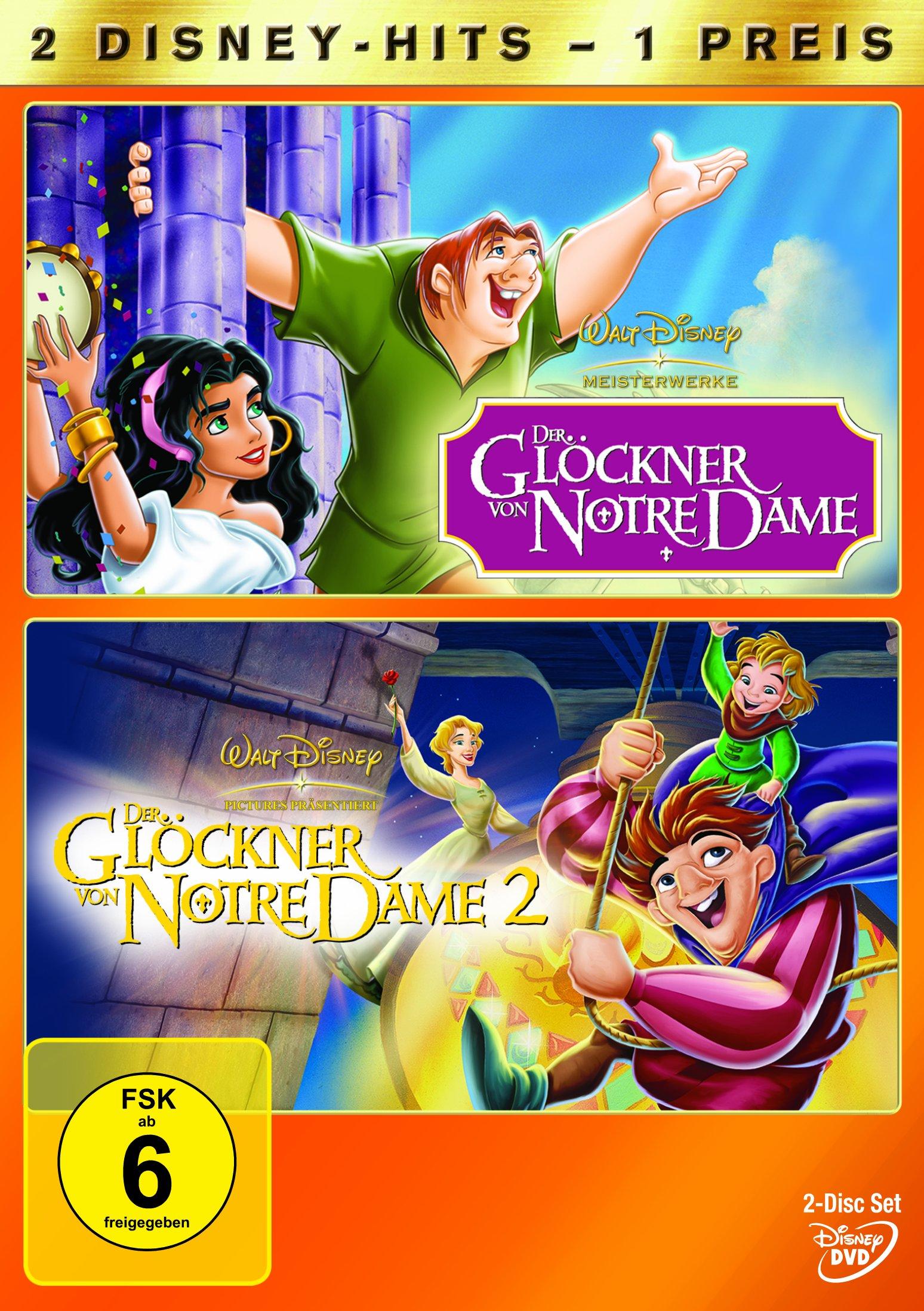 : Walt Disneys Der Gloeckner von Notre Dame 2 German 2002 DvdriP XviD iNternal