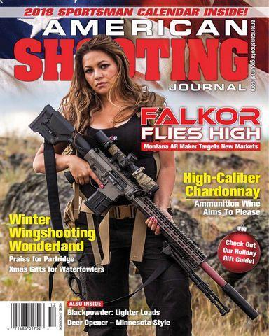 : American Shooting Journal December 2017
