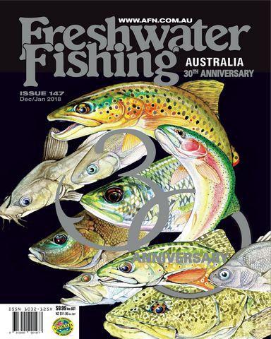 : Freshwater Fishing Au 12 01 2018
