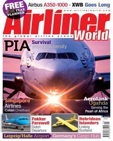 : Airliner World 01 2018