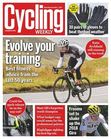 : Cycling Weekly 07 12 2017