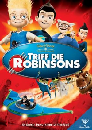 : Walt Disneys Triff die Robinsons German XviD
