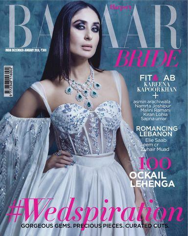: Harpers Bazaar Bride December 2017
