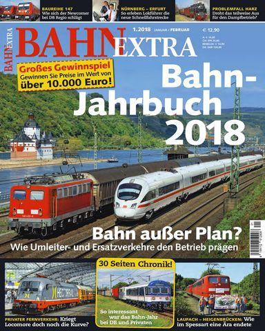 : Bahn Extra Januar Februar 2018