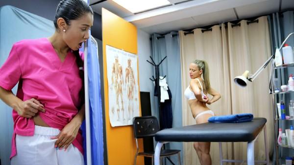 Helena Kramer, Jade - A very physical therapist