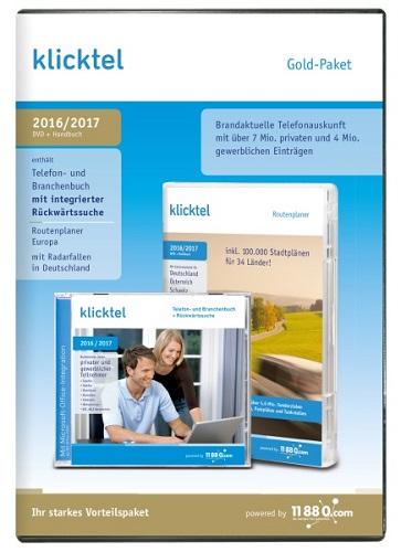 download KlickTel.Gold-Paket.2017/2018