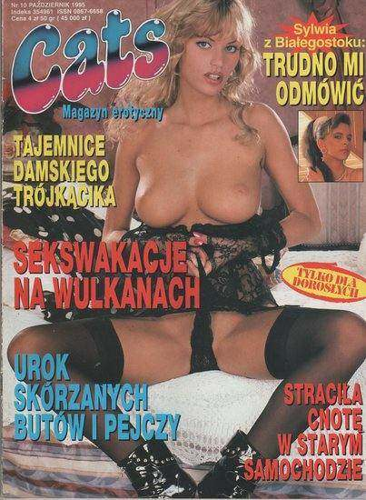 Cats October 1995 Cover