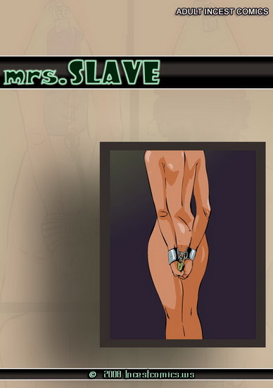 Mrs Slave Cover