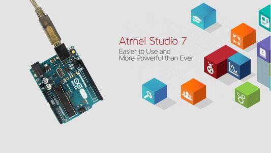 Atmel Studio v7.0.1417