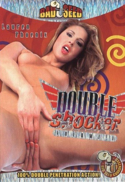 Double Shocker Cover