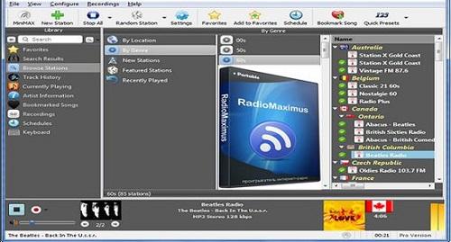 RadioMaximus Pro v2.20.2 incl. Portable
