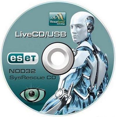 Eset SysRescue Live v1.0.15.0