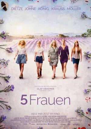 5 Frauen German 2016 Complete Pal Dvd9-HiGhliGht