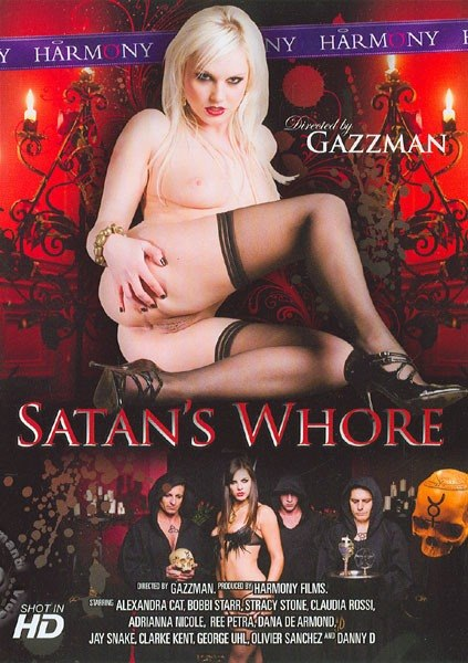 Satans Whore Cover