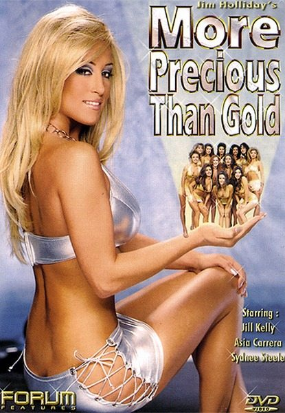 More Precious Than Gold Cover