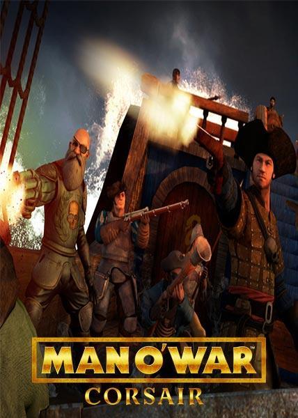 : Man O War Corsair Warhammer Naval Battles v1.3.2-Razor1911