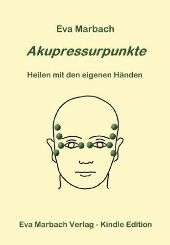 Buch Cover für Akupressurpunkte - Heilen mit den eigenen Händen