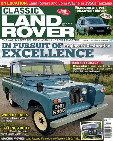 Classic Land Rover 01 2018