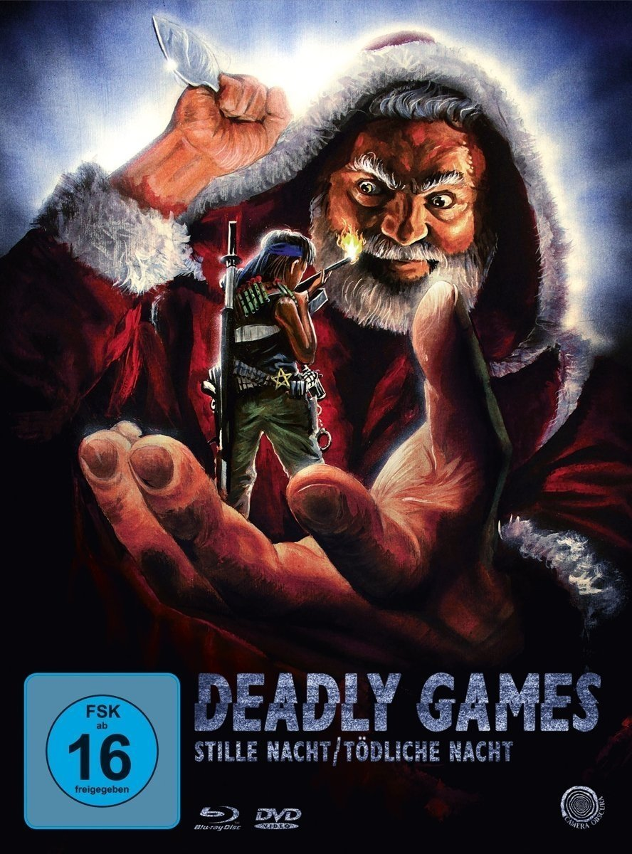 Deadly Games Stille Nacht Toedliche Nacht German Remastered 1989 Ac3 Bdrip x264-SpiCy