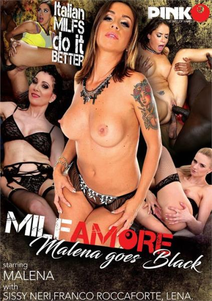 MILF Amore - Malena Goes Black (2017/WEBRip/HD)
