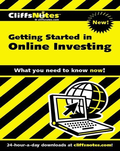 CliffsNrtes.Getting.Started.in.Online.Investing