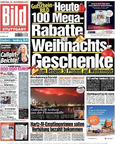 Bild.Zeitung.Stuttgart.16.Dezember.2017