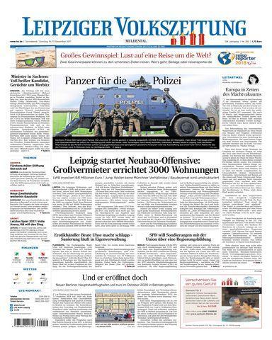 Leipziger Volkszeitung Muldental 16 Dezember 2017