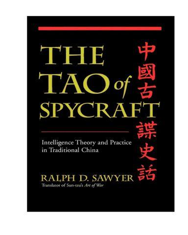 The.Tao.Of.Spycraft.Intelligence.Theory.And.Practice.In.Traditional.China