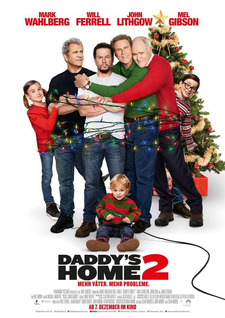 Daddys Home 2 - Mehr Väter mehr Probleme!