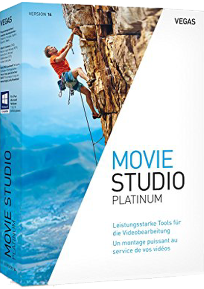 MAGIX VEGAS Movie Studio Platinum v15.0.0 Build 146 (x64)