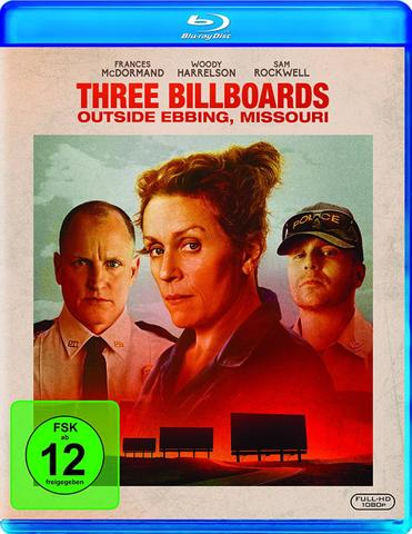 download Three Billboards Outside Ebbing, Missouri (2017)