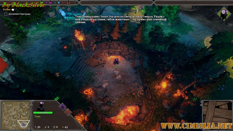 Dungeons 3 [v 1.4.3 + 6 DLC] [RePack] [2017 / RUS / ENG]