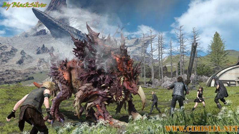 Final Fantasy XV Windows Edition [Build 1130815] [P] [2018 / RUS / ENG / MULTi]
