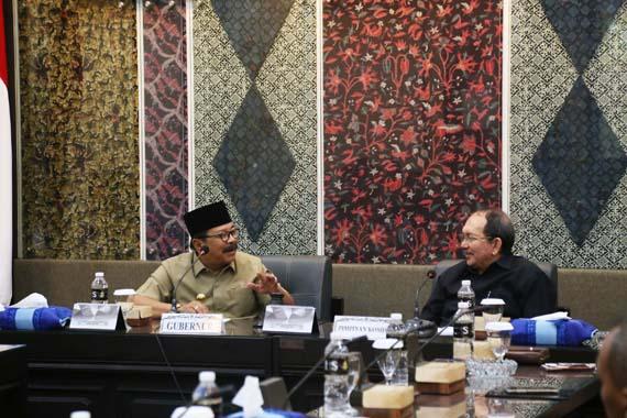 Gubernur Tekankan Pentingnya Pancasila Sebagai Working Ideology