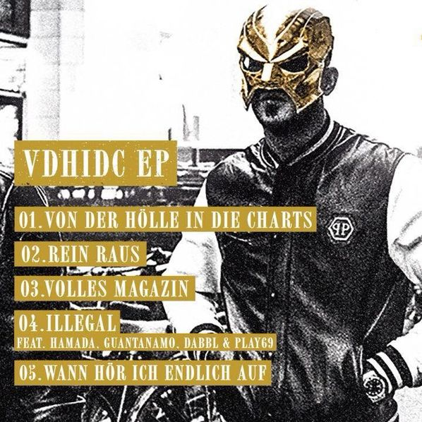 18 Karat - VDHIDC EP (2018)