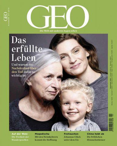 : Geo Germany April 2018